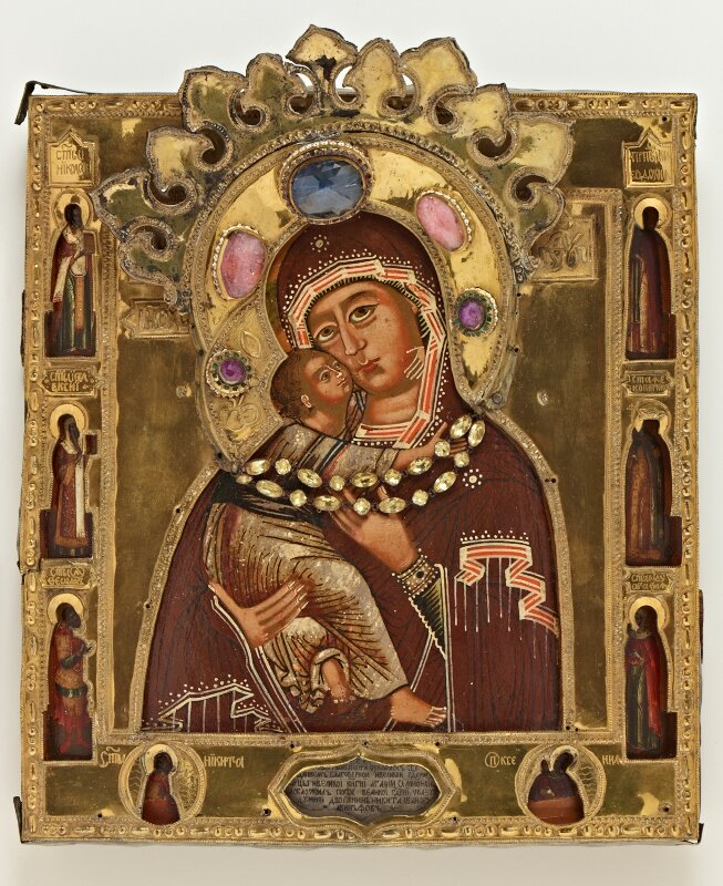Icon of Our Lady of Vladimir