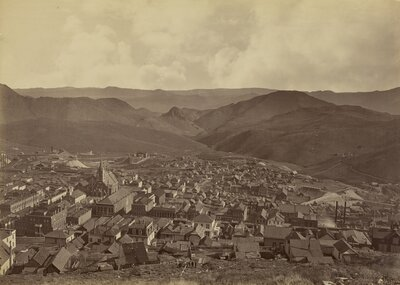 [Virginia City, Nevada]