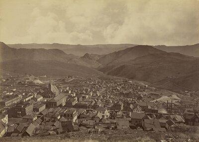 [Virginia City, Nevada]